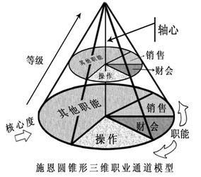 施恩圆锥体模型