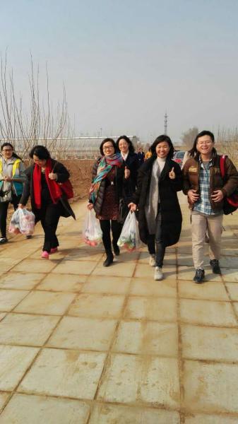 向阳生涯北京团队新春郊游团建,采摘甜美果实