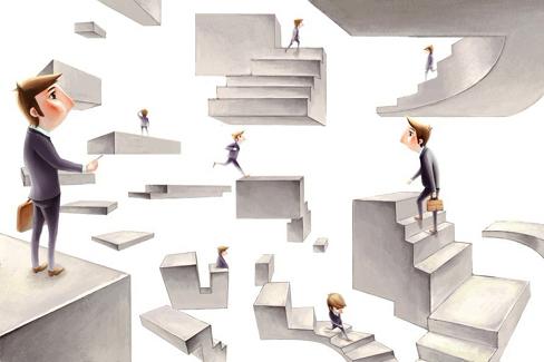 """职业规划师:三类职场""""转型""""要减少风险"""