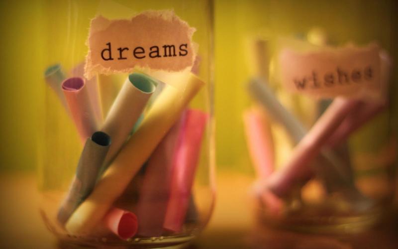 """从""""小我""""走向""""大爱""""的梦想之路"""